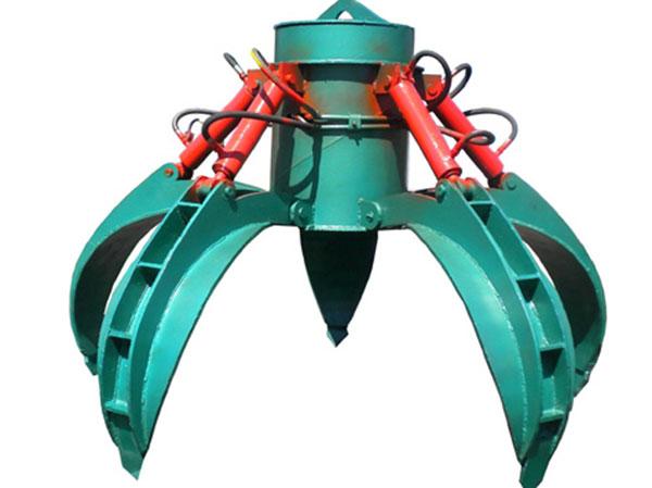 Phân loại và công dụng của gầu ngoạm dùng cho cầu trục cổng trục